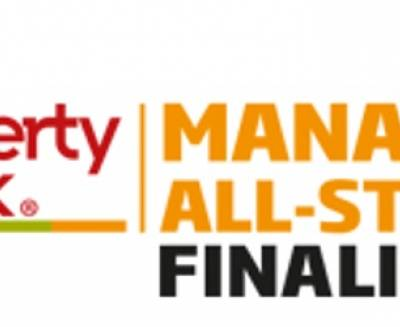 We've been short-listed for a property management award