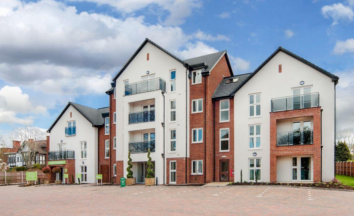 Retirement Properties To Rent West Midlands