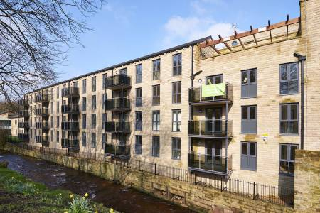 TO RENT- Calico Court, Chapel Street, Glossop, Derbyshire, SK13 8BA